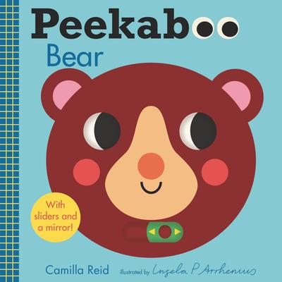 Peekaboo: Bear Cover Image