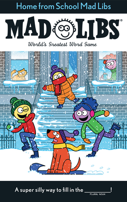 Home from School Mad Libs Cover Image