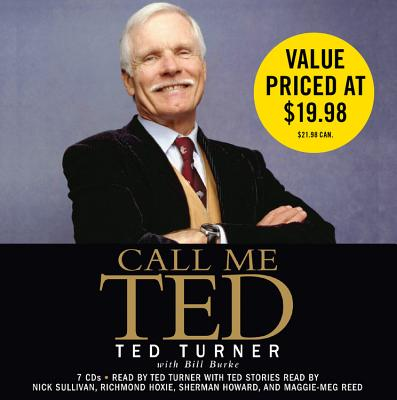 Call Me Ted Cover
