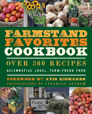 Farmstand Favorites Cookbook Cover