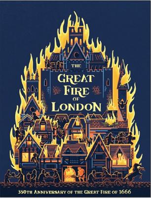 The Great Fire of London Cover