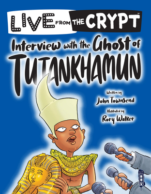 Interview with the Ghost of Tutankhamun Cover Image