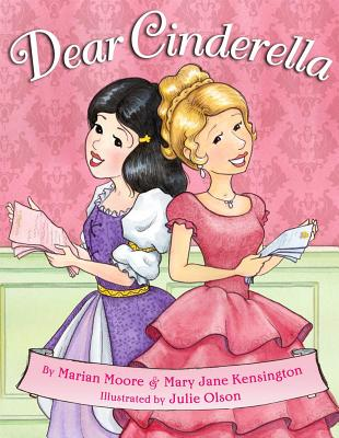 Dear Cinderella Cover
