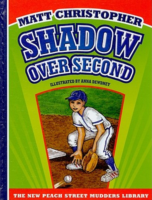 Shadow Over Second (New Peach Street Mudders Library) Cover Image