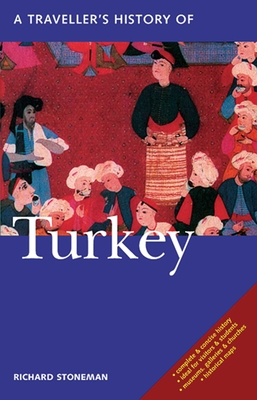 A Traveller's History of Turkey Cover