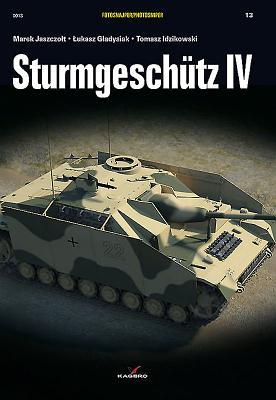 Sturmgeschütz IV (Photosniper #13) Cover Image