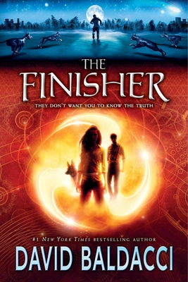 The Finisher (Vega Jane, Book 1) Cover Image