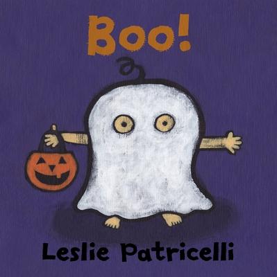 Boo! (Leslie Patricelli board books) Cover Image