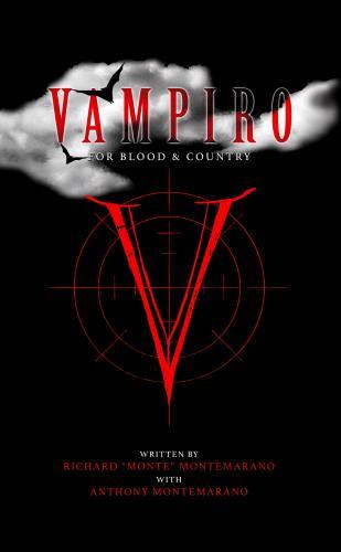 Vampiro Cover Image