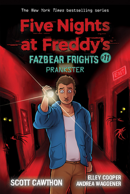 Fazbear Frights #11: An AFK Book (Five Nights at Freddy's: Fazbear Frights #11) (Five Nights At Freddy's #11) Cover Image