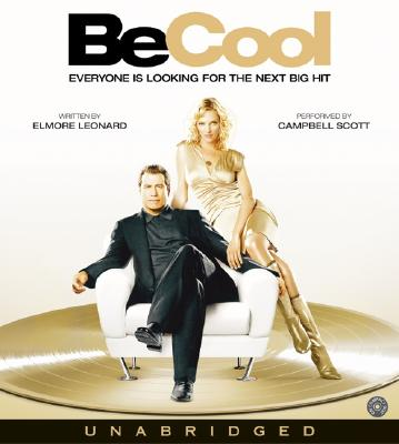 Be Cool CD: Be Cool CD Cover Image