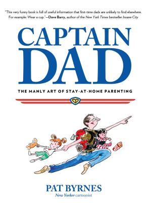 Captain Dad Cover