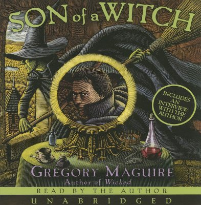 Son of a Witch CD Cover Image