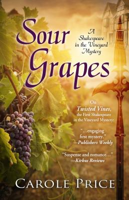 Cover for Sour Grapes