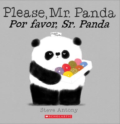 Please, Mr. Panda / Por favor, Sr. Panda (Bilingual) Cover Image