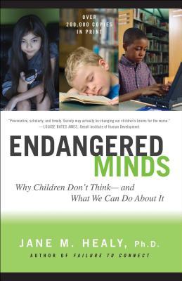 Endangered Minds Cover