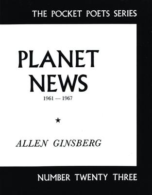 Planet News: 1961-1967 (City Lights Pocket Poets) Cover Image
