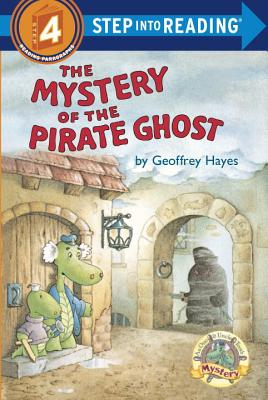 The Mystery of the Pirate Ghost: An Otto & Uncle Tooth Adventure (Step into Reading) Cover Image