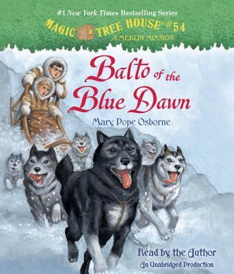 Balto of the Blue Dawn Cover Image