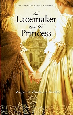 The Lacemaker and the Princess Cover