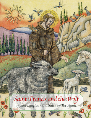 Saint Francis and the Wolf Cover