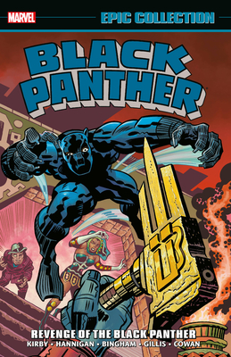 Black Panther Epic Collection: Revenge of the Black Panther Cover Image