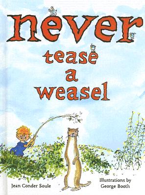 Never Tease a Weasel Cover Image