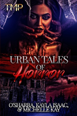 Urban Tales of Horror cover