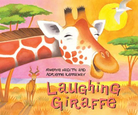 Laughing Giraffe Cover Image