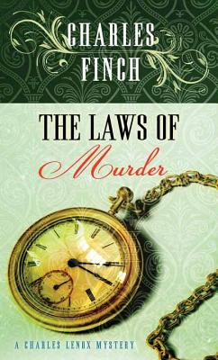 The Laws of Murder Cover Image