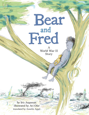 Bear and Fred: A World War II Story Cover Image