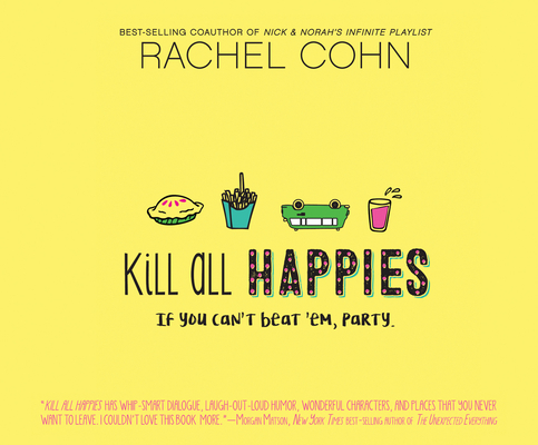 Kill All Happies Cover Image