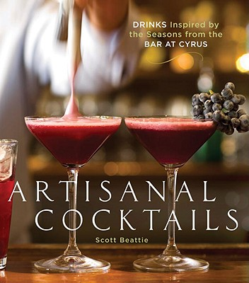 Artisanal Cocktails Cover