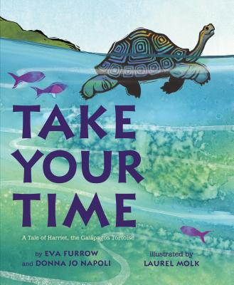 Take Your Time by Eva Furrow and Donna Jo Napoli
