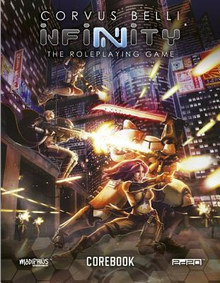 Infinity RPG Cover Image