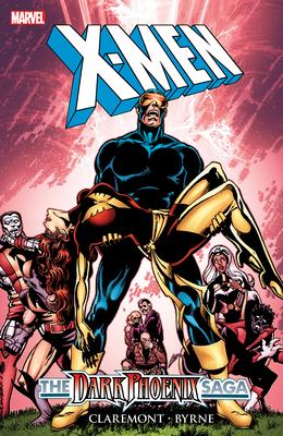 Cover of The Dark Phoenix Saga