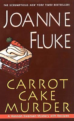 Carrot Cake Murder Cover Image