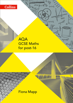GCSE for post-16 – AQA GCSE Maths for post-16 Cover Image