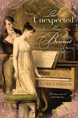 The Unexpected Miss Bennet Cover Image