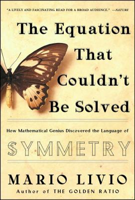 The Equation That Couldn't Be Solved Cover