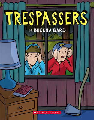 Trespassers Cover Image