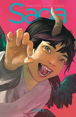 Saga Book Three cover image