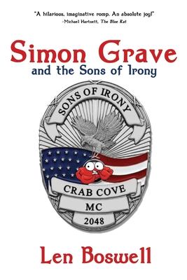 Simon Grave and the Sons of Irony: A Simon Grave Mystery Cover Image