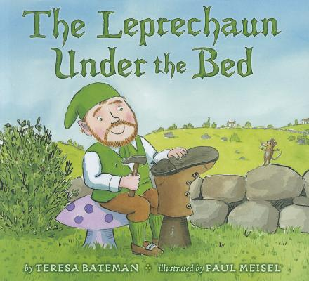 The Leprechaun Under the Bed Cover