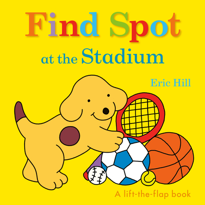 Find Spot at the Stadium Cover Image