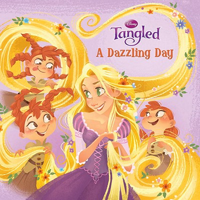 Tangled: A Dazzling Day Cover Image
