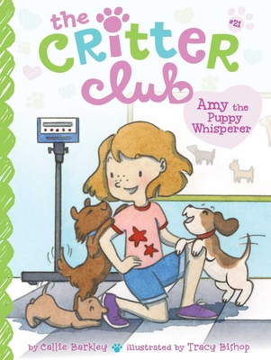 Amy the Puppy Whisperer (The Critter Club #21) Cover Image