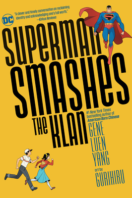 Superman Smashes the Klan Cover Image