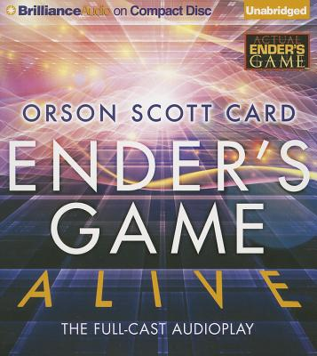 Ender's Game Alive Cover
