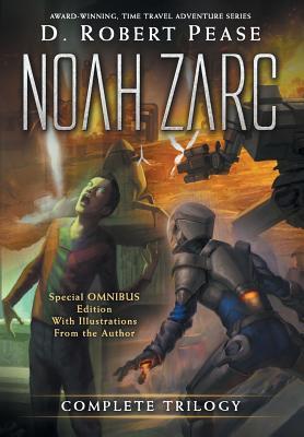 Noah Zarc: Omnibus Cover Image